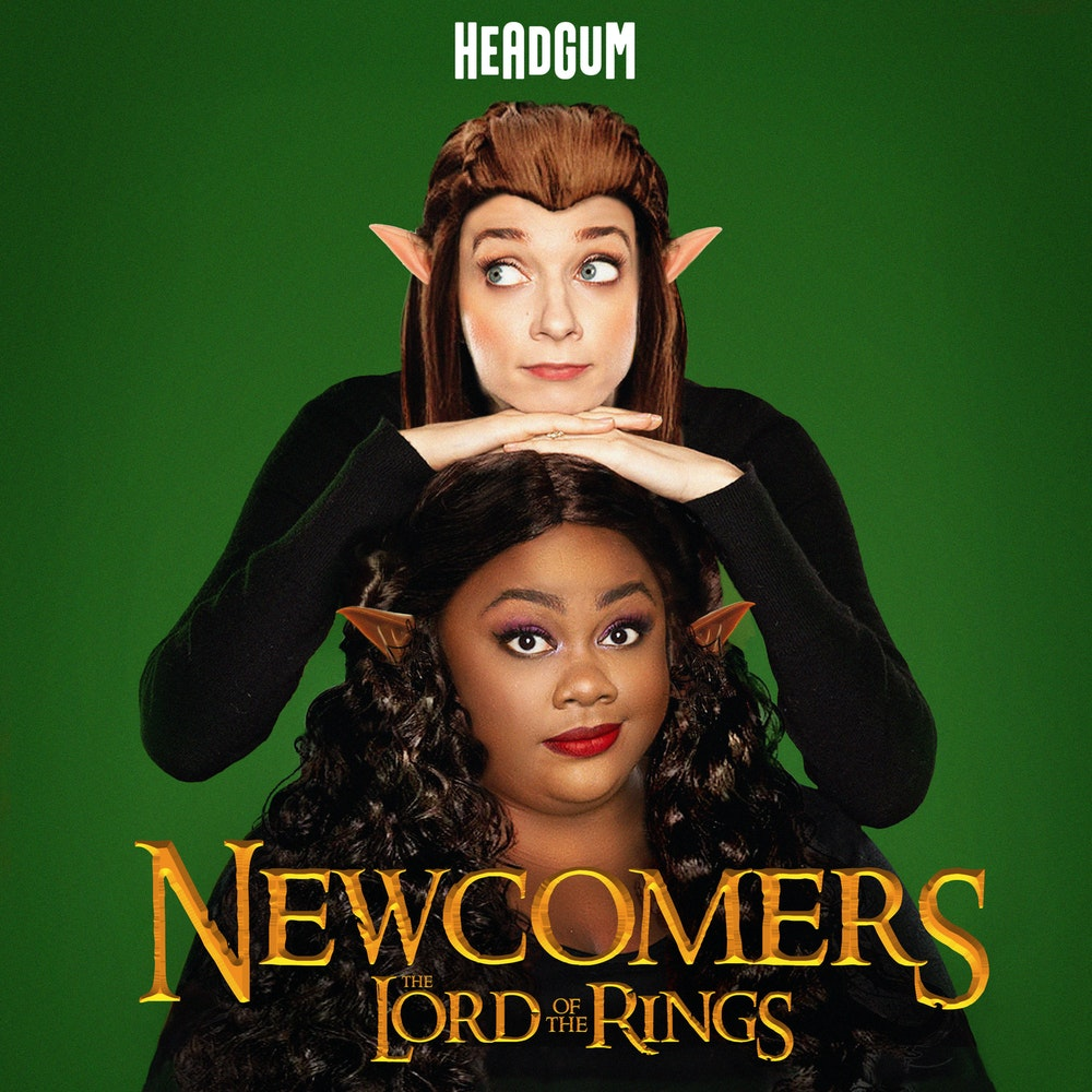 Headgum Newcomers Star Wars With Lauren Lapkus Nicole Byer